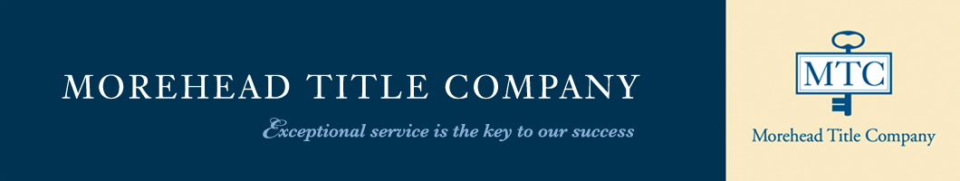 Morehead Title Company – An Independent &  Commercial Title Company